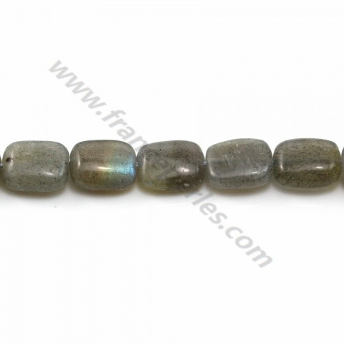Labradorite Rectangle 8*10mm x 40cm