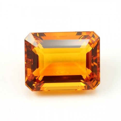 Citrine Rectangle 43 x 26mm 179.45 CTS