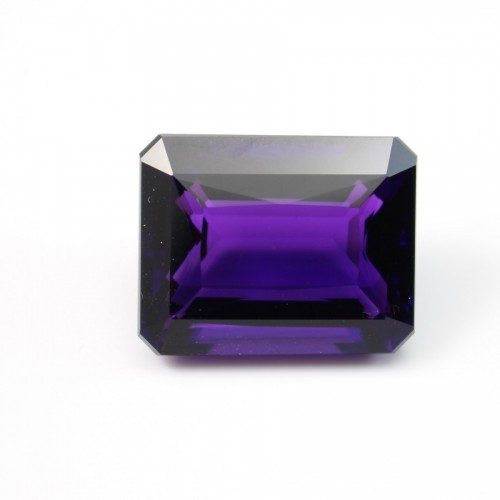 Améthyste Rectangle 23 x 18mm 38.83 CTS