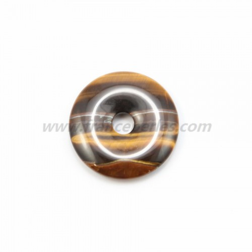 Eye's tigre donut 30mm*6mm*4.8mm