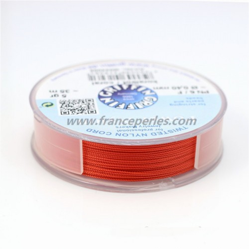 FIL POWER NYLON GRIFFIN CORAIL 0.4MM 35M 5G