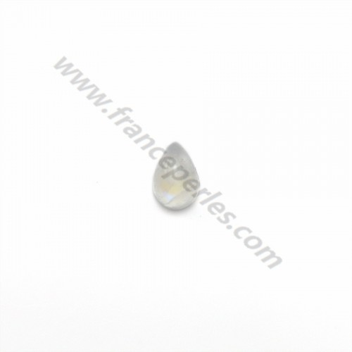 Cabochon Moonstone Teardrop3-5mm *5-8mm x 1pc