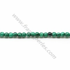 Malachite Round 3mm x 40cm