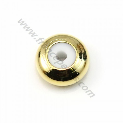Stop for pendant 3*6.6mm x 5pcs