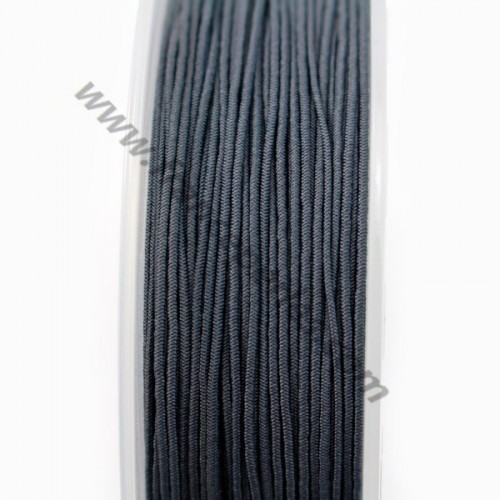 Sheathed elastic  GRAY 0.80mm x 5m