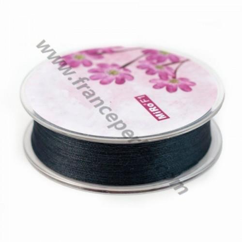 Hematite thread polyester 0.3mm x 300m