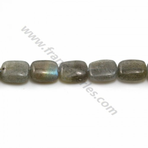 Labradorite Rectangle 8*12mm x 40cm