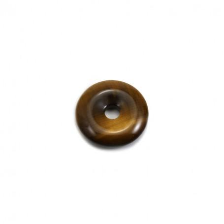 Donut Oeil de Tigre 25mm x 1pc