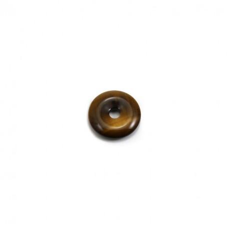 Donut Oeil de Tigre 20mm x 1pc